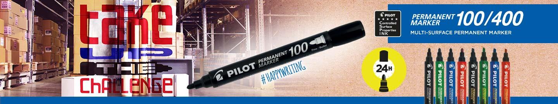Pilot Permament Marker Popisovač 100/400