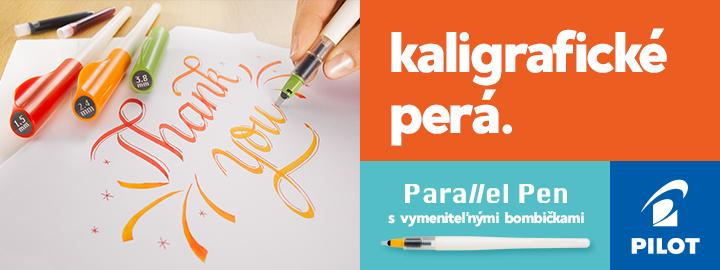 Pilot Parallel Pen kaligrafie