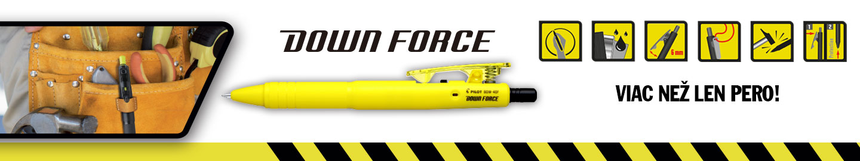 Down force Pilot Viac než len pero