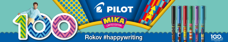 Pilot V5 Mika 100 rokov