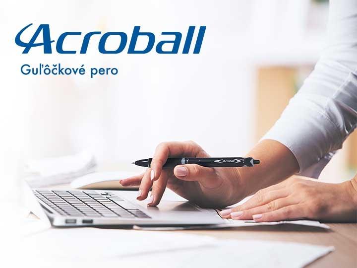 Guľôčkové pero Acroball Pilot