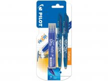 Blis 2 FriXion Ball 0.7 Blue - 3 Refills Set