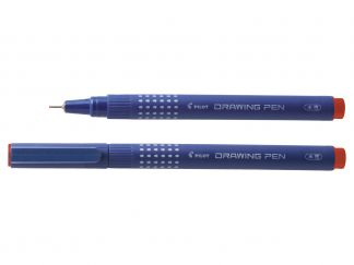 Drawing Pen 2 - Liner - Červená  - Tenký Hrot (F)