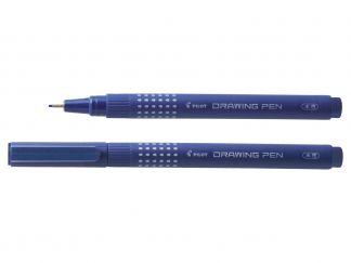 Drawing Pen 3 - Liner - Modrá  - Stredný Hrot (M)
