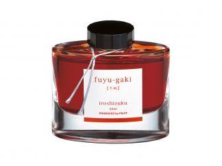 Atramenty Iroshizuku - Oranžová farba - Oranžová Fuyu Gaki - 50 ml