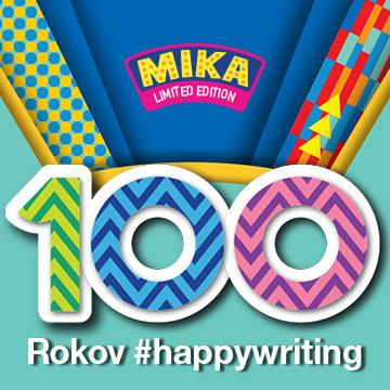 Pilot 100 rokov #happywriting