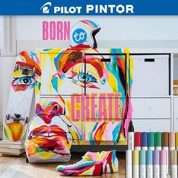 Pilot Pintor Dekoratívny popisovač